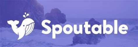 Spoutable Logo