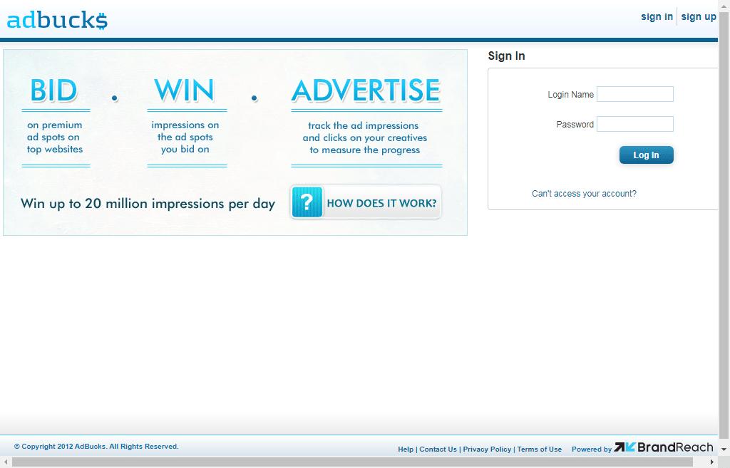 Adsbucks ad REview