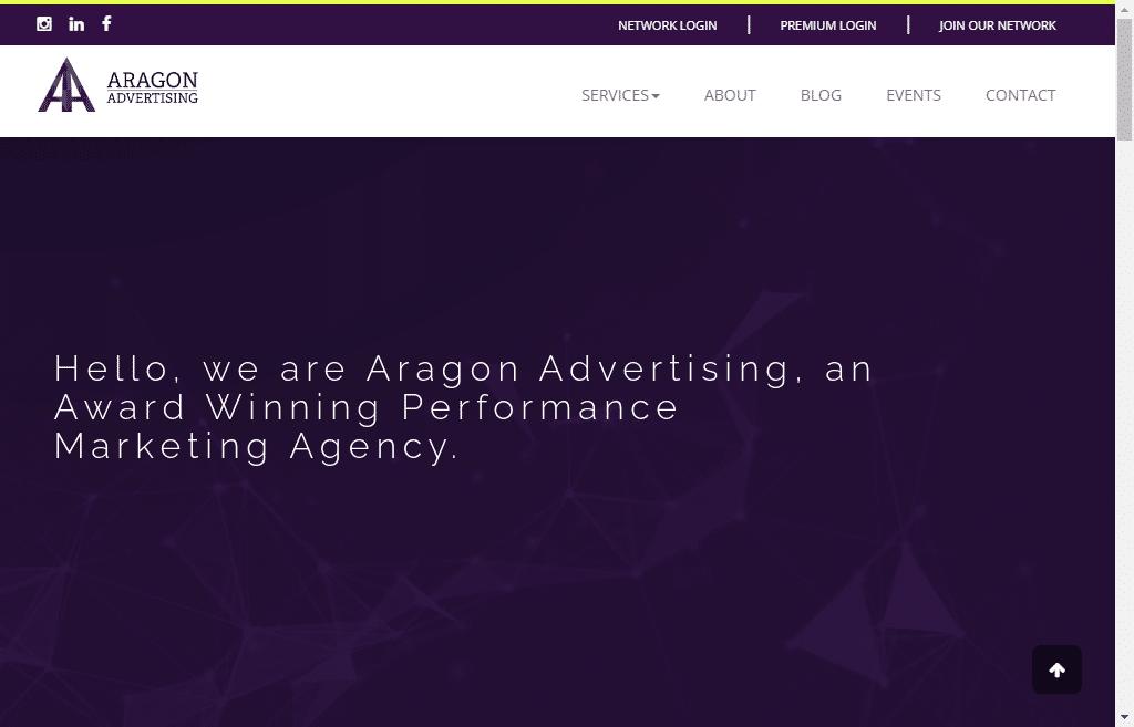 aragon advertising review
