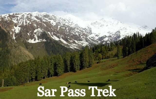 SAR PASS trek