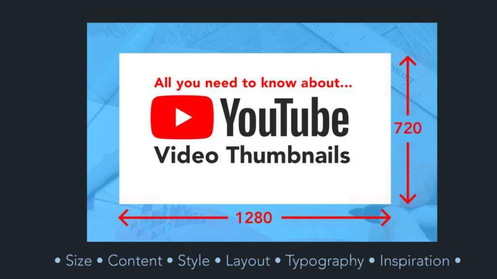 Youutbe video thumbnails seo