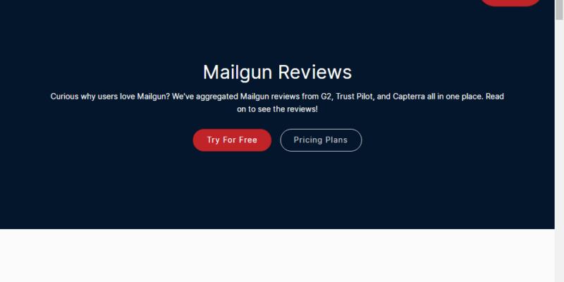 mailgun review