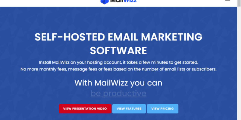 mailwizz review