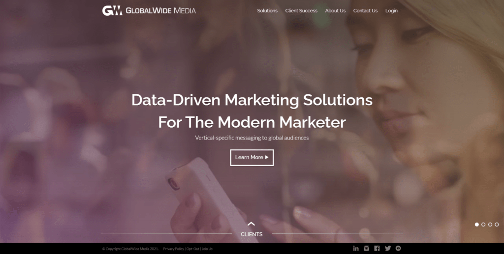 Globalwide Media Review
