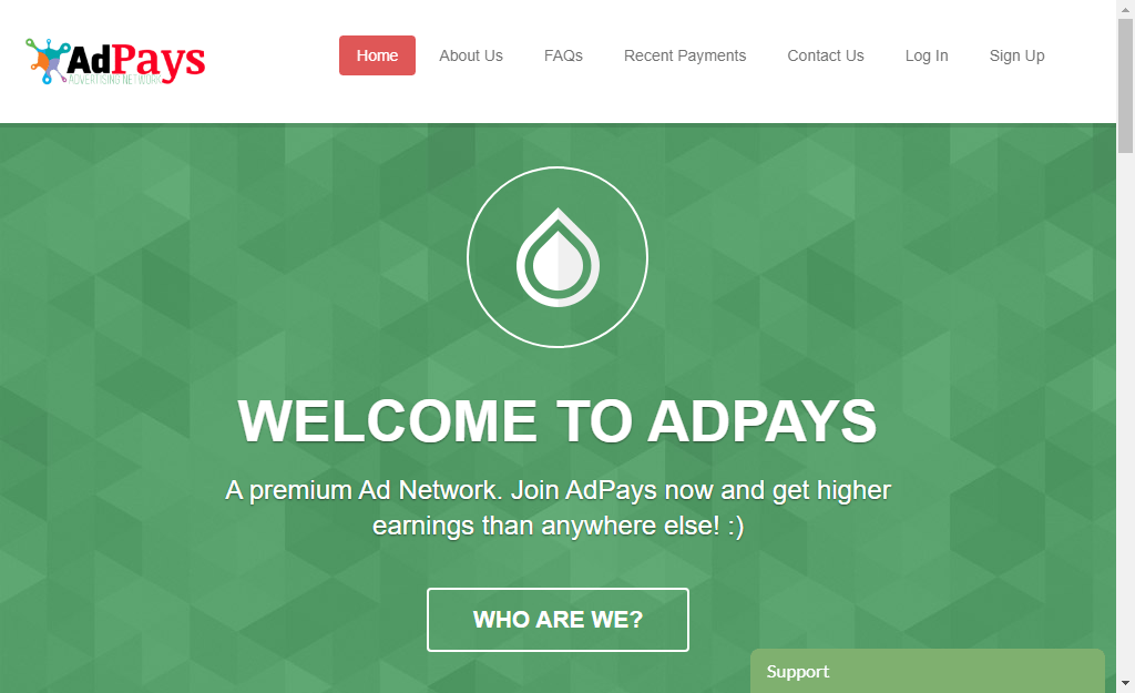 adspays review