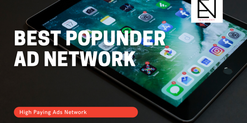 best paying popunder ad network