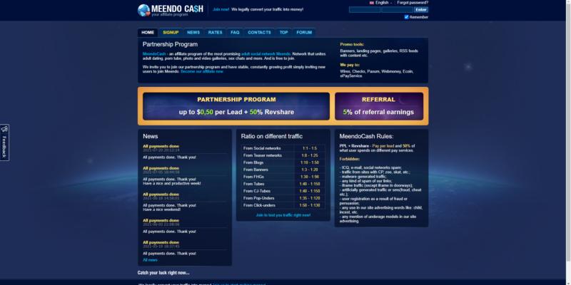 Meendocash Review